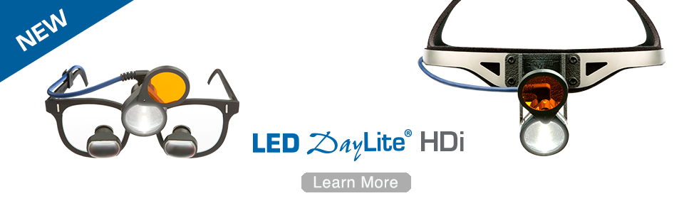 Lightweight And Wireless Led Dental Headlights Now With Hdi