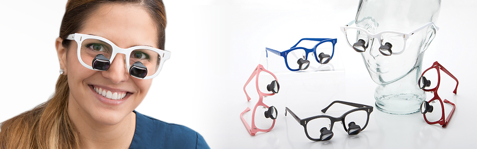 Dental Magnification Loupes And Led Wireless Headlights
