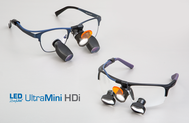 Led Daylite Ultramini Headlight Now With Hdi Technology