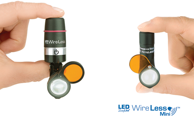 The Best Wireless Mini Dental Headlight