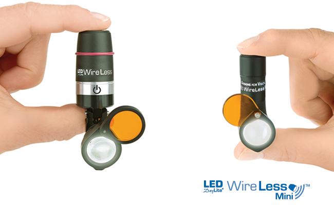 The Best WireLess Mini Dental Headlight - photo#32