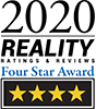 Reality 4 star rating